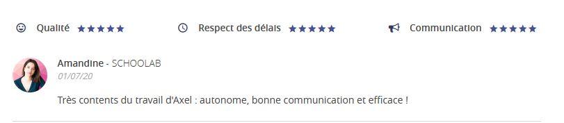 recommandation importante Malt